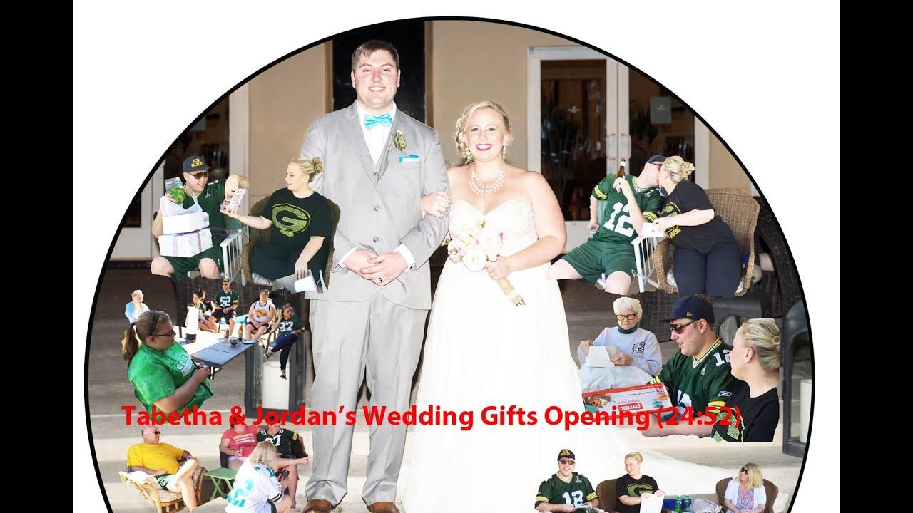 movie tabetha jordan s wedding gifts opening 24 52 youtube