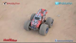 HobbyTron.com presents Big Wheels Monster Trucks