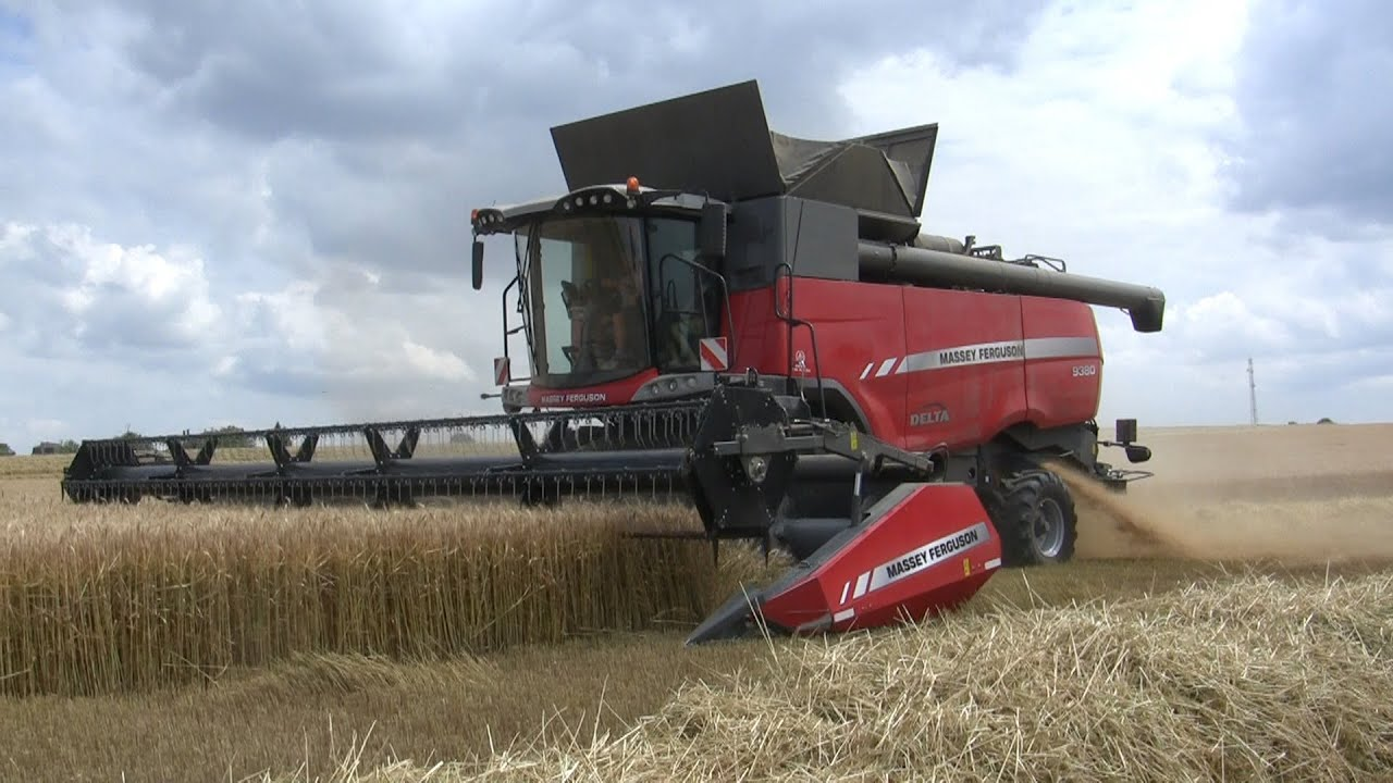 Massey Ferguson Delta 9380 Youtube