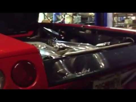 Proven Power Tampa built Single Turbo Lamborghini Diablo VT 700whp@7psi