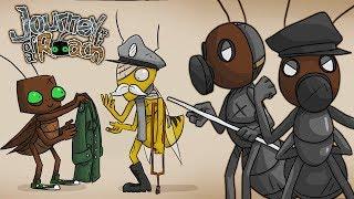 Journey of a Roach ВСТРЕЧА со ЗЛОБНЫМИ МУРАВЬЯМИ Мульт игра ПРИКЛЮЧЕНИЯ ТАРАКАШЕК в мире ПОСЛЕ ЛЮДЕЙ