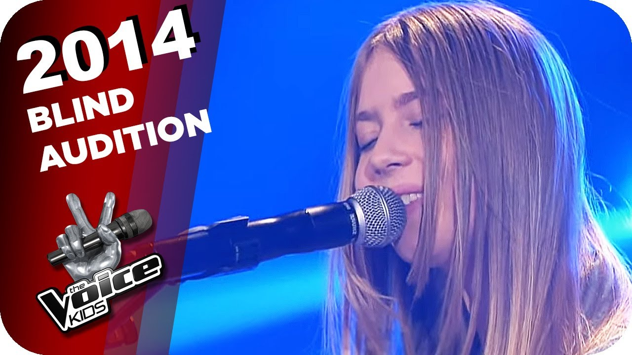Coldplay - Fix You (Michele) | The Voice Kids 2014 | Blind Auditions | SAT.1