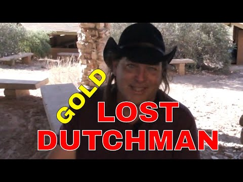 Lost Dutchman Treasure Hunter Wayne Tuttle Was Followed Around By The History Channel.