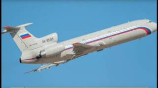 ВЕРСИЯ КРУШЕНИЯ ТУ-154 СОЧИ