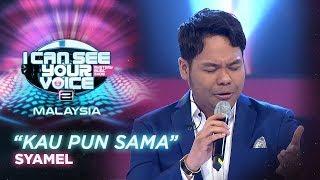 I Can See Your Voice Malaysia : Syamel - Kau Pun Sama | #ICSYVMY