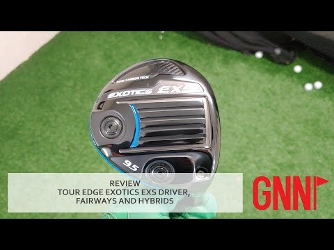 REVIEW: Tour Edge's Exotics EXS Line Offers Great Clubs At A Crazy Value
