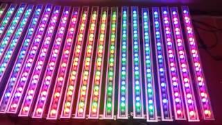 видео архитектурные светильники