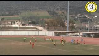ΜΑΧΗ ΜΑΡΑΘΩΝΑ-ΟΛΥΜΠΙΑΚΟΣ ΛΑΥΡΙΟΥ 2-0