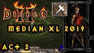 Diablo 2 Median Xl Sigma 2019 Act 2 As Blessed Hammer Amazon  :  Duriel Boss Fight Act 2 End