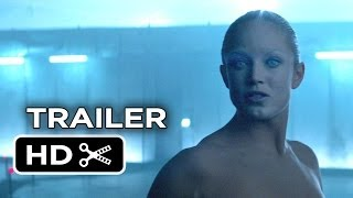 the machine official theatrical trailer 2014 sci fi thriller hd