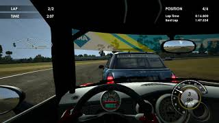 Curitiba in a Mini Cooper on Race Pro game for Xbox 360