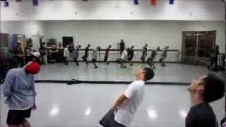 """Kaba Modern Dance Lab: Latifah """"Lala"""" Turner & Symone Butler"""