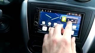 Установка ММС android 6.0 в Ладу Гранту