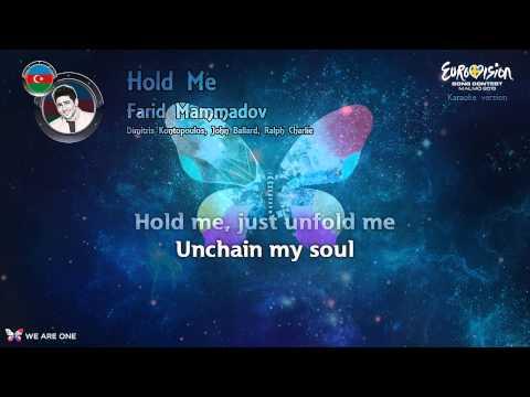 "Farid Mammadov - ""Hold Me"" (Azerbaijan) - Karaoke version"