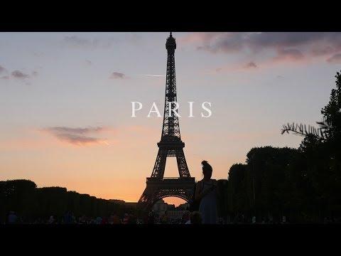 Paris je t'aime / Travel Video
