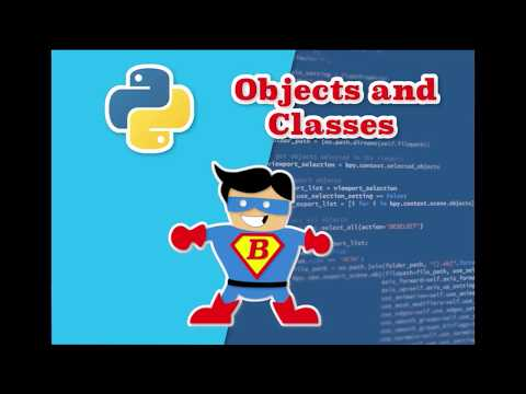 Python Tutorial for Beginners with Examples - Objects and Classes thumbnail