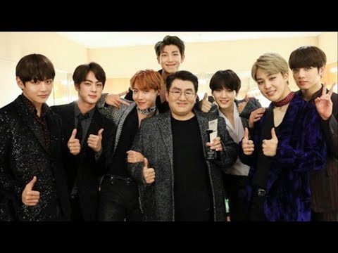 Bang Si Hyuk can become the richest person in Korean Entertainment history