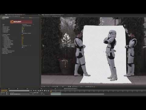 After Effects- Force Lift (Stormtrooper CRIBS)