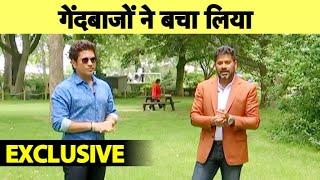 TENDULKAR EXCLUSIVE: Sachin ने जमकर की गेंदबाज़ों की तारीफ़ मगर कहा Dhoni को बेहतर खेलना होगा | CWC