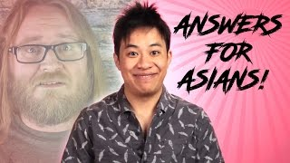 ANSWERING ASIAN QUESTIONS FOR WHITE PEOPLE (Response to Buzzfeed)