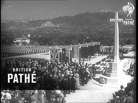 Commonwealth Fallen Remembered (1956)