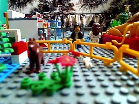 Lego Zoo - YouTube