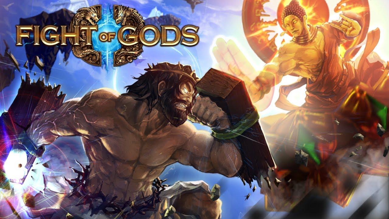 Resultado de imagem para gods fighting game