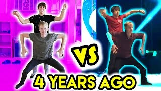 REMAKING OUR OLD DANCE ROUTINE | (Dear Sam) | Sam Golbach