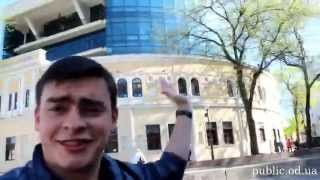 Экскурсия по Одессе за 60 секунд(