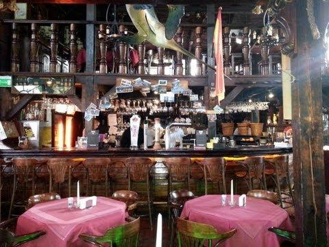 Columbus restaurant, Szczecin, West Pomeranian, Poland, Europe