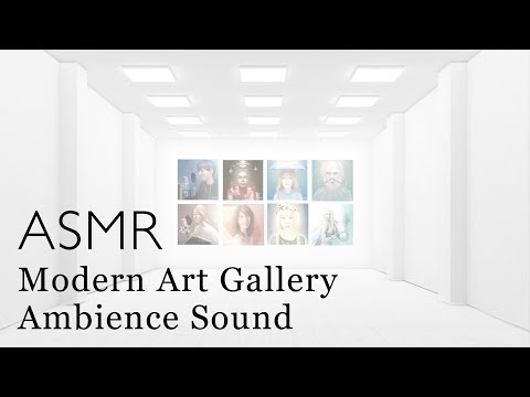 Modern Art Gallery Ambience Sound