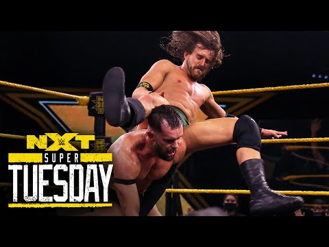 Bálor and Cole combine for the Iron Man Match conclusion: NXT Super Tuesday, Sept. 1, 2020