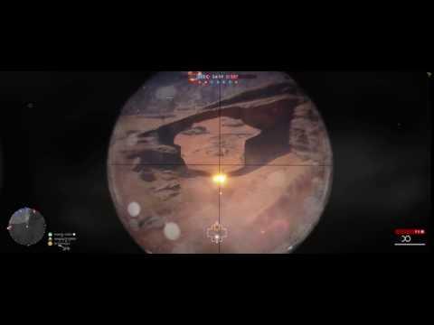 BF1: Flying Under Bridge Attack Plane
