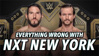 Episode #427: Everything Wrong With NXT TakeOver: New York