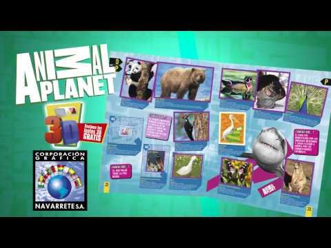 Spot Album  Animal Planet 3D