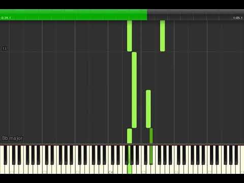 Sakura Sakura by Traditional Piano Tutorial (Midi/Synthesia/Sheet Music)