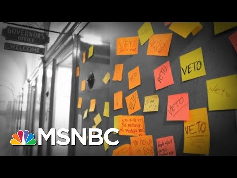 States' Restrictive Abortion Laws Brings Issue Front And Center For 2020 | The 11th Hour | MSNBC