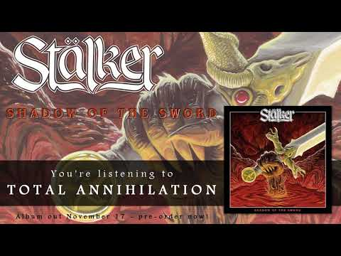 STÄLKER - Total Annihilation (Official Audio) | Napalm Records