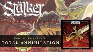 STÄLKER - Total Annihilation (Official Audio)   Napalm Records