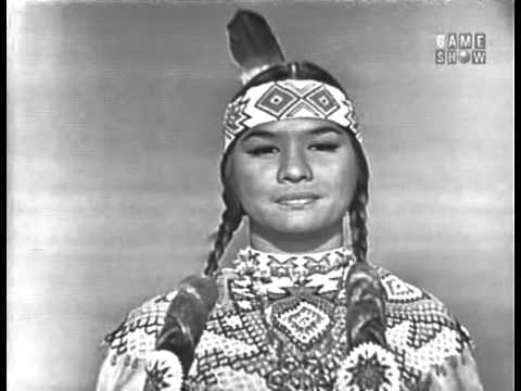 To Tell the Truth - Miss Indian America; PANEL: Gene Rayburn (Oct 22, 1962)