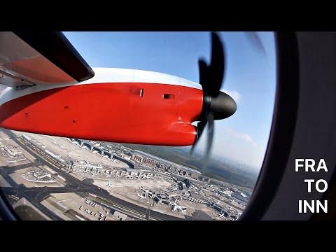 [Tripreport] *myAustrian* Dash 8 Q400 [OE-LGK] Frankfurt - Innsbruck