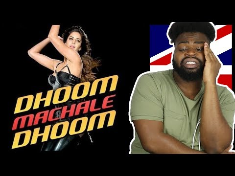 BRITISH PEOPLE REACT TO DHOOM MACHALE DHOOM