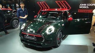 MINI John Cooper Works | Salone di Ginevra 2015