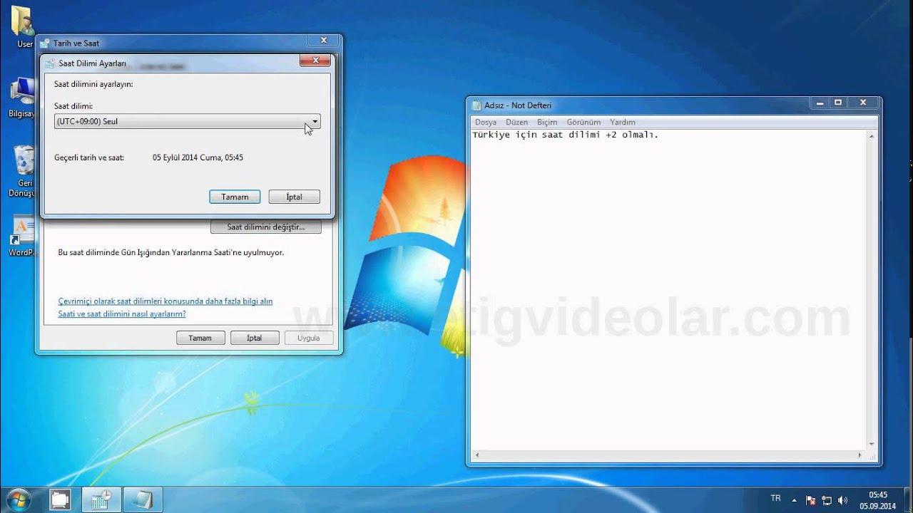 Sistem ve güvenlik. Otomatik Windows 7 güncelleştirmesini kapatma