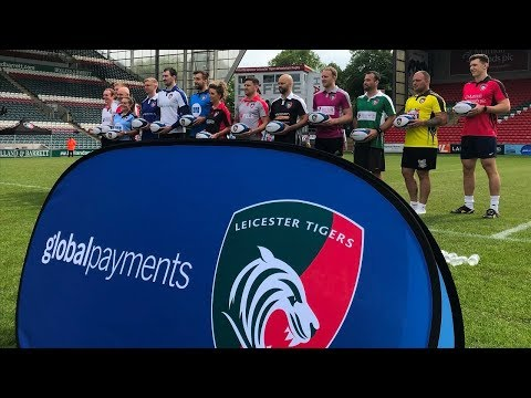Global Payments Corporate Touch Rugby Tournament 2019