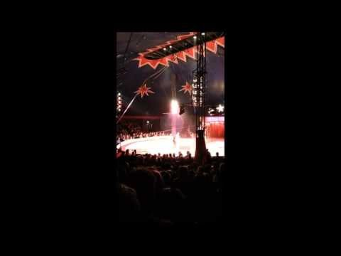 Zippos Circus 18/04/13 - The Havana Troupe - Russian Swing