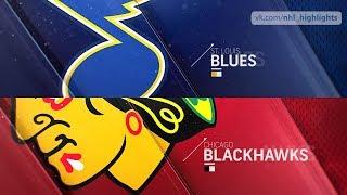 St. Louis Blues vs Chicago Blackhawks Oct 13, 2018 HIGHLIGHTS HD