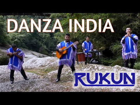 RUKUN - DANZA INDIA (Official Video)