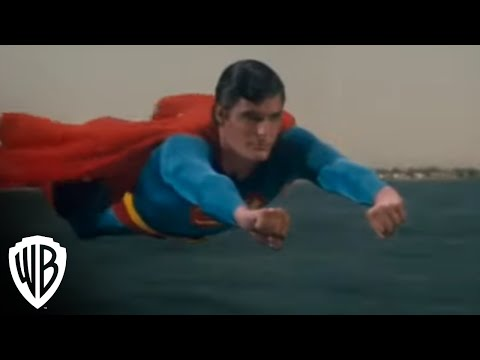 Superman:The Motion Picture Anthology-Superman III-Oil Spill