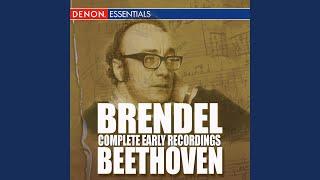 Sonata no. 30 in E Major, op. 109, Tema (Andante molto cantabile ed espressivo) variations 1-6